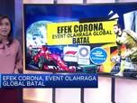 Efek Corona, Event Olahraga Global Batal