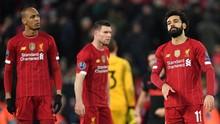 Liverpool Masuk Daftar Lima Klub Inggris yang Disanksi UEFA