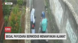 VIDEO: Pelaku Begal Payudara di Ciracas Diamankan
