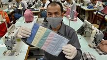 Belanda Tolak Masker China, LIPI Ungkap Standar Masker Corona