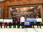 Genjot Kopi RI, Mentan Syahrul Dorong KUR Rp 4 T untuk Petani