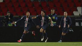FOTO: Neymar Gemilang, PSG ke Perempat Final Liga Champions