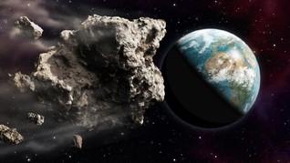 LAPAN: Asteroid 1997 BQ Dekati Bumi Sebelum Idul Fitri