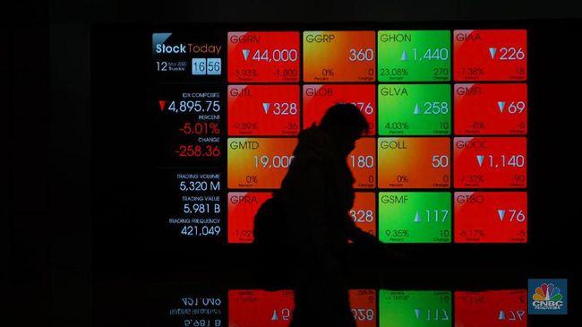 Volatilitas Pasar Tinggi, Saham Lapis Kedua Lebih Stabil - Market cryptonews.id