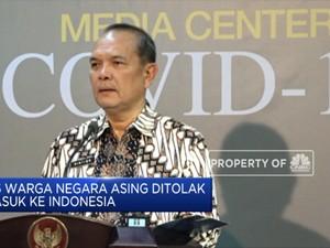 126 Warga Negara Asing Ditolak Masuk ke Indonesia