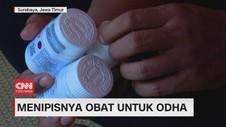 VIDEO: Menipisnya Obat untuk ODHA