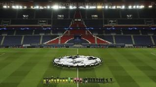 UEFA Putuskan Nasib Liga Champions Besok