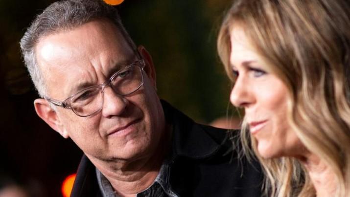 Usai Karantina Corona, Tom Hanks Pulang dari RS