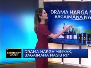 Drama Harga Minyak, Bagaimana Nasib RI?