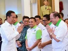 Corona Kian Mewabah, Jokowi: Menyapa Tanpa Jabat Tangan