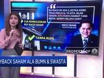 Buyback Saham Ala BUMN & Swasta
