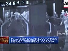Gawat! Ada 5 Ribu Warga Malaysia Kemungkinan Tertular Corona