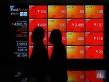 Ekspor RI Minus 7%, IHSG Sesi I Loyo & Asing Kabur Rp 512 M