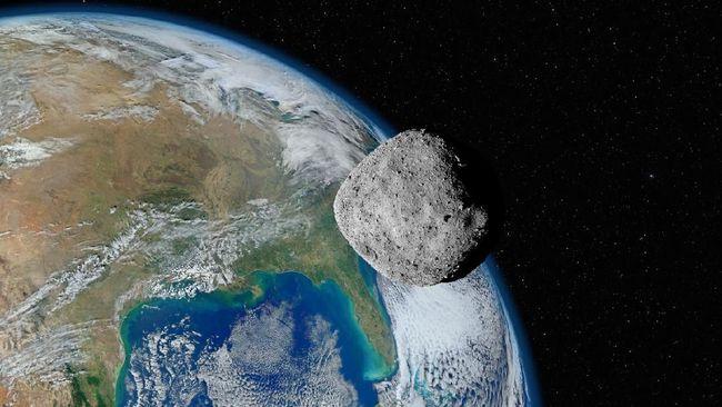 LAPAN Bicara Soal 2 Asteroid yang Melintas April d