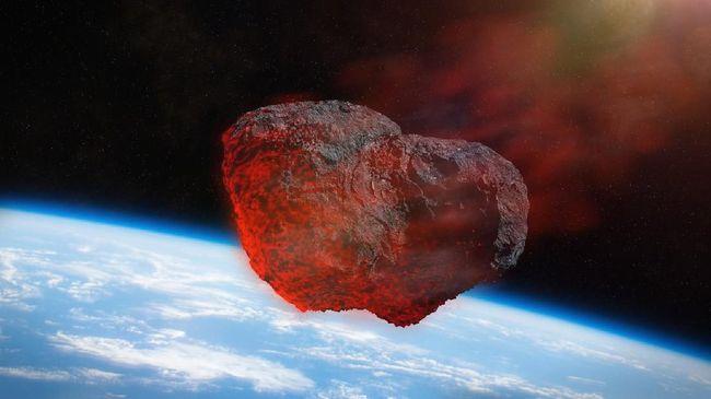 Jajaran Asteroid Raksasa yang Pernah Menghantam Bumi