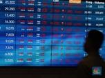 Saham Bank Tak Seirama: BRI +4,8%, BMRI +1,4% tapi BCA -1%