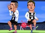 Juventus Terserang Wabah Covid-19, Ronaldo Apa Kabar?