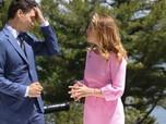 Istri PM Kanada Justin Trudeau Positif Corona