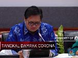 Hadang Corona, Menko Airlangga: Pemerintah Beri Stimulus II
