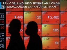 Bursa Saham Asia Menghijau, IHSG Mencoba Mengikuti
