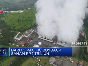 Barito Pacific Buyback Saham Rp 1 Triliun
