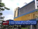 Jasa Marga Jadi BUMN Pertama yang Umumkan Buyback Saham
