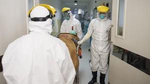 Dua Pasien Terkait Corona Meninggal di RSPI Sulianti Saroso