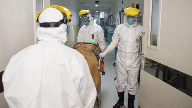 Sumut Naikkan Status Penanganan Virus Corona