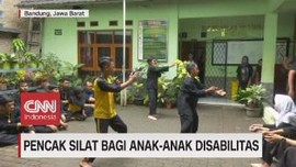 VIDEO: Pencak Silat Bagi Anak-anak Disabilitas