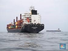 40% Kargo Dunia Numpang Lewat Laut NKRI, RI Dapat Untung?