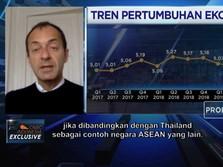 OECD: Ekonomi RI Tidak Dibayang-bayangi Resesi Akibat Corona