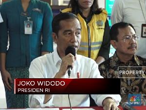 Ditanya Kemungkinan Lockdown, Ini Jawaban Jokowi