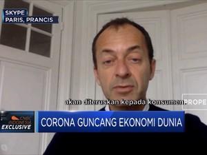 Pandemi Corona, OECD Pesimistis Pada Pertumbuhan Ekonomi