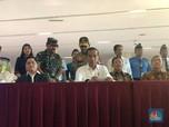 Saham & Rupiah Tumbang, Jokowi: Dunia Guncang dan Panik