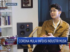 Industri Musik Terinfeksi Corona! Ini Kata Ardhito Pramono