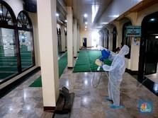 Soal Tudingan Konspirasi Kosongkan Masjid, Ini Jawaban MUI