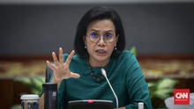 Sri Mulyani: Skenario Terburuk Ekonomi RI Minus 0,4 Persen