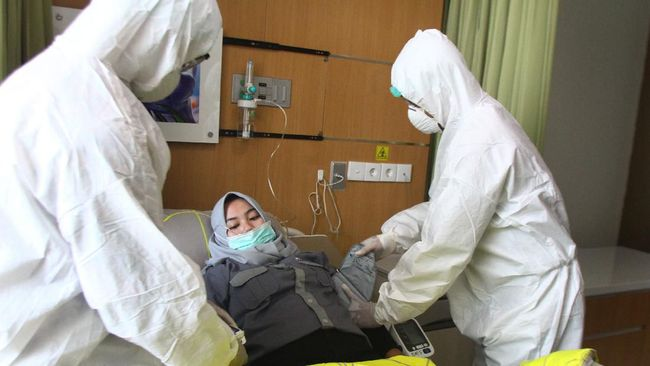 Studi: Virus Corona Semakin Menular saat Gejala Ri