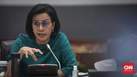 Sri Mulyani Serahkan Surpres Tambahan Dana Corona ke DPR