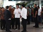 Imbas Corona, Terminal 1B & 2F Bandara Soekarno Hatta Ditutup