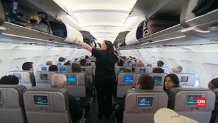 VIDEO: Tips Menjaga Kesehatan di Pesawat