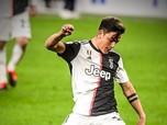 Penyerang Juventus Paulo Dybala Positif COVID-19