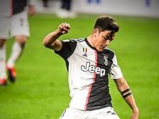 Penyerang Juventus Paulo Dybala Positif Corona?