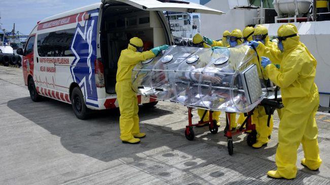 LIPI: Orang Tanpa Gejala Bisa Tularkan Virus Corona