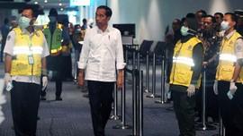Tahan Warga Mudik, Jokowi Perintahkan Percepatan Insentif