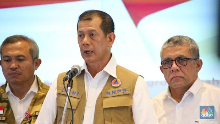 BNPB Tetapkan Masa Darurat Bencana Virus Corona hingga 29 Mei