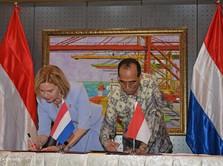 Budi Karya Sempat Ikut Ratas Kabinet & Ketemu Menteri Belanda