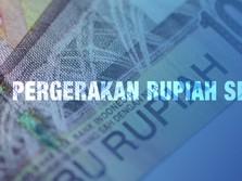 Melihat Upaya Keras Rupiah Keluar dari Rp 14.000/US$