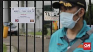 Untung dan Rugi Jokowi Tetapkan 'Lockdown' Corona
