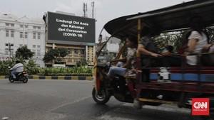 Imbas Corona, 16 Ribu Warga DKI Jakarta Jadi Korban PHK